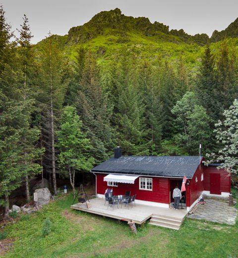 Leie hytte I Lofoten